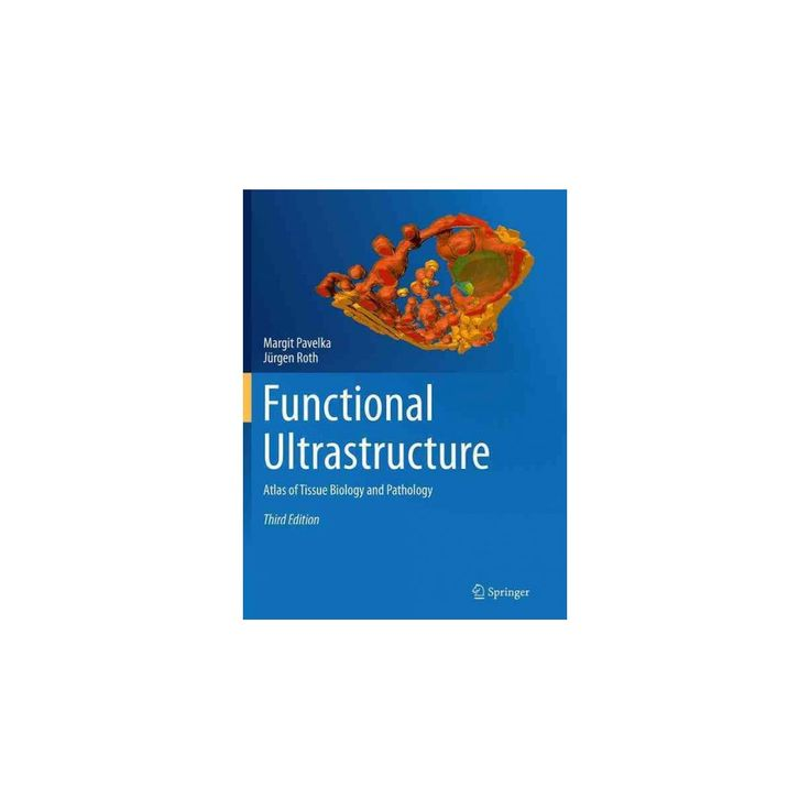 Functional Ultrastructure : Atlas of Tissue Biology and Pathology (Paperback) (Margit Pavelka &