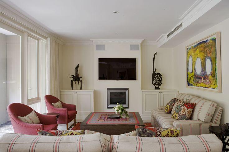 Alexandra Kidd Design Macleay Street Project Living