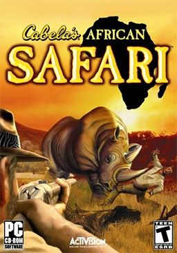 Cabela's African Safari Coverart.jpg