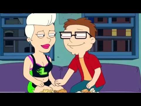 American Dad - Steve Gets A Girlfriend - YouTube