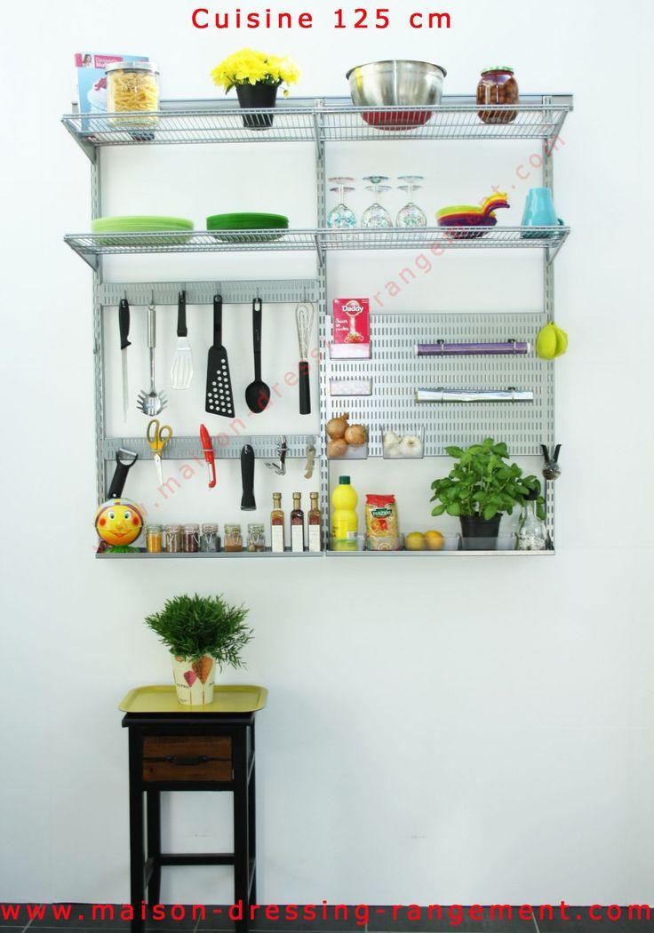 12 best cuisine elfa images on pinterest kitchens. Black Bedroom Furniture Sets. Home Design Ideas