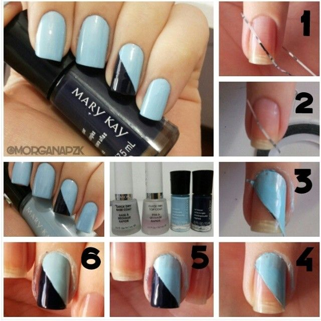 33 best Mary Kay Nails images on Pinterest | Enamels, Manicures and ...