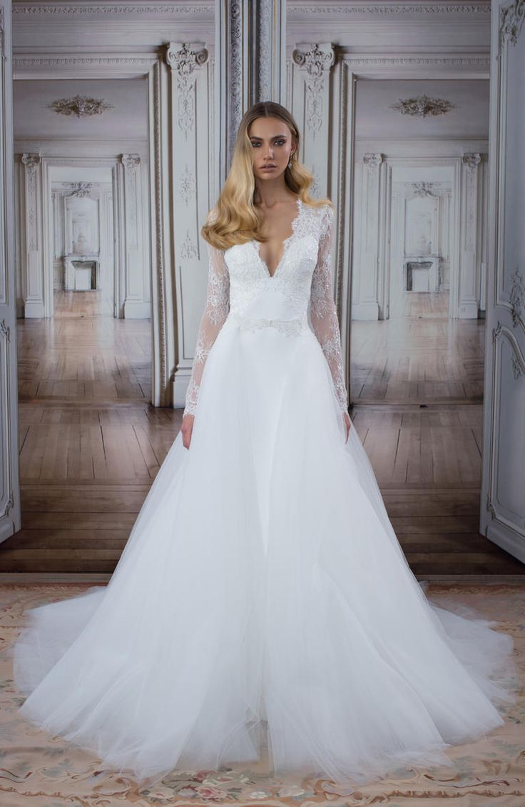 See Every New Pnina Tornai Wedding Dress From the LOVE Collection | TheKnot.com