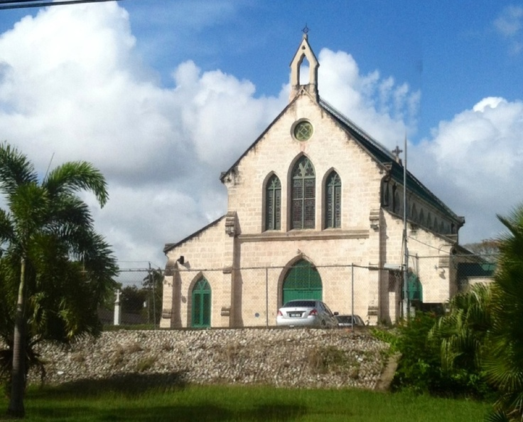 St.Patrick's Roman Catholic Cathedral in #Barbados
