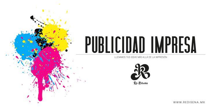 Visítanos en www.redisena.mx Somos #ReDiseña