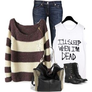 cute outfit, I love the shirt..@Lisa Kelsey
