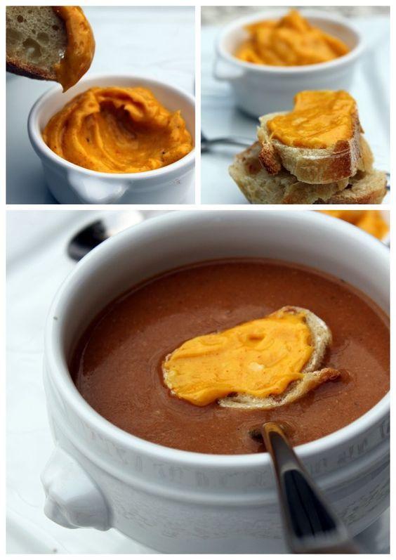 """ROUILLE (jaune d'oeuf, moutarde, ail, huile d'olive, huile de tournesol, piment doux, piment d'Espelette, safran) - Recette du restaurant marseillais """"Chez Fonfon"""""""
