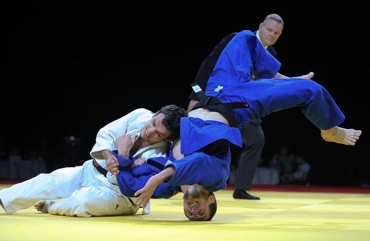 Sugoi Uriarte se trae la plata del espectacular Ecco Judo Hero Challenger 2012 (Siberia)