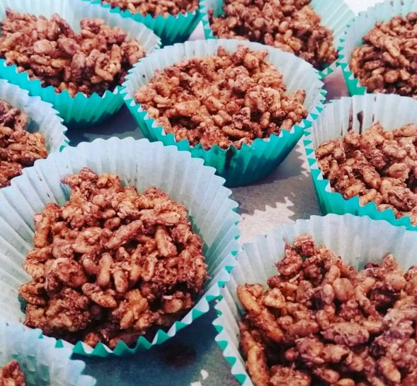 Chocolate Crackles. | 23 Australian Foods The Rest Of The World Is Missing Out On