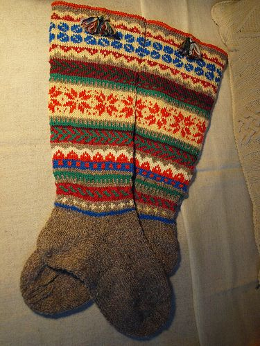 72 best Fair Isle Knitting images on Pinterest | Fair isle ...