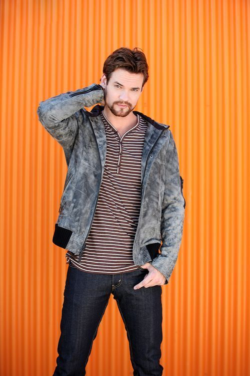 zooey magazine photoshoot | Shane West Shane Zooey Magazine Photoshoot