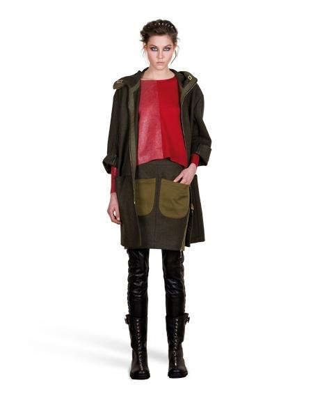 Winter Fashion Lookbook: 7 Best Dondup Women's Lookbook Fall Winter 2012 Images On
