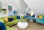Turquoise - candace olsen room