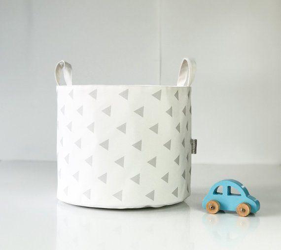 Nursery Decor Storage Basket Laundry Basket For Kids Room