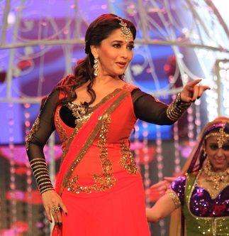 Madhuri Dixit Dance Performance at SAIFTA 2013