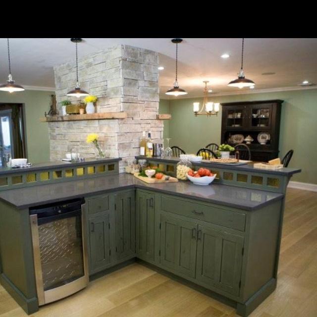Dream Kitchen Hgtv Cousins Amazing Island