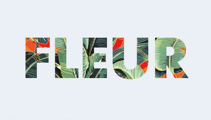 Good design makes me happy: Project Love: Fleur Studio