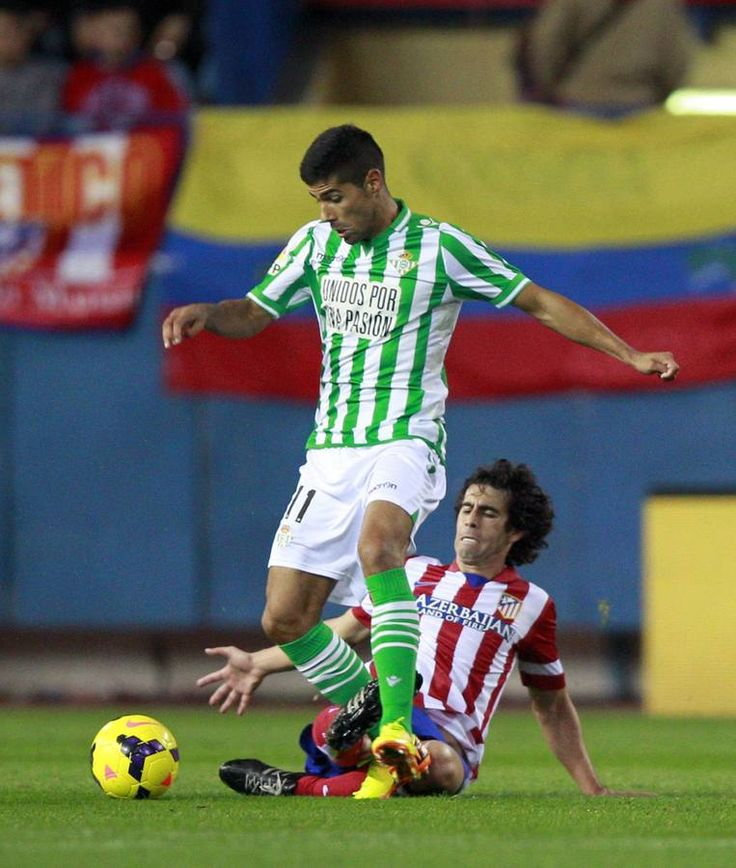 Tiago está impresionante esta temporada - Atleti