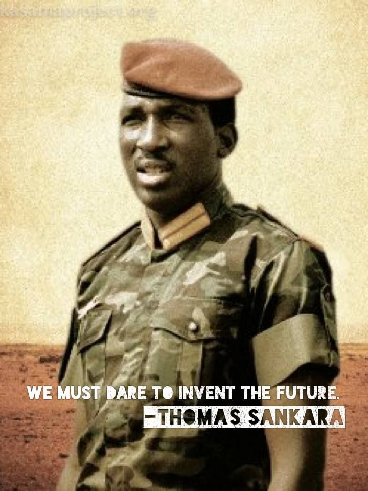 "thomas sankara and the revolution in burkina faso history essay When captain thomas sankara was assassinated on october 15, 1987, it was a dark testimony regime he had instituted in former upper volta which he changed to ""burkina faso"", meaning."