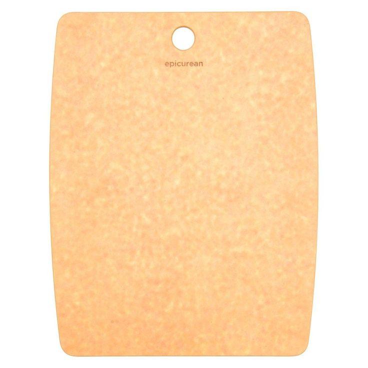 Epicurean Cutting Board - Brown (11.5 x 9)