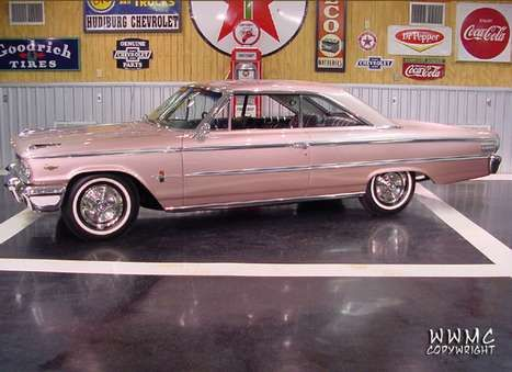 84 best 1963 ford galaxie images on pinterest ford galaxie 1963 Marauder Wiring Help Ford Muscle Forums 1963 ford galaxie 500xl
