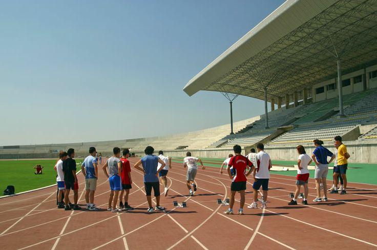 Anadolu Üniversitesi - Spor Sahası