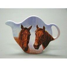 Paarden theezakjes houder van Ashdene