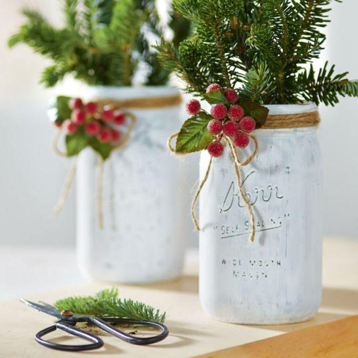 1000 Ideas About Mason Jar Planter On Pinterest Mason