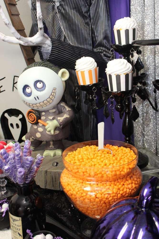 Nightmare Before Christmas Birthday Party Ideas.The Nightmare Before Christmas Birthday Party Ideas Photo