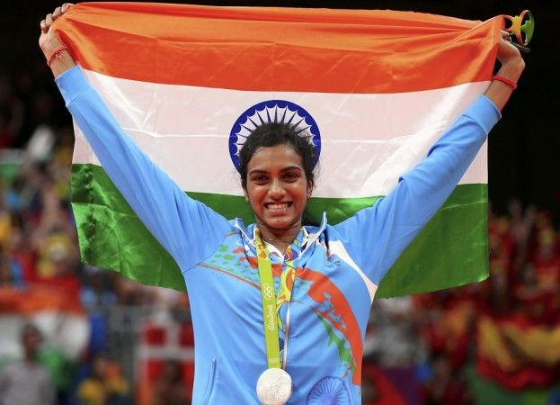 Here are the Best Tweets for P.V. Sindhu