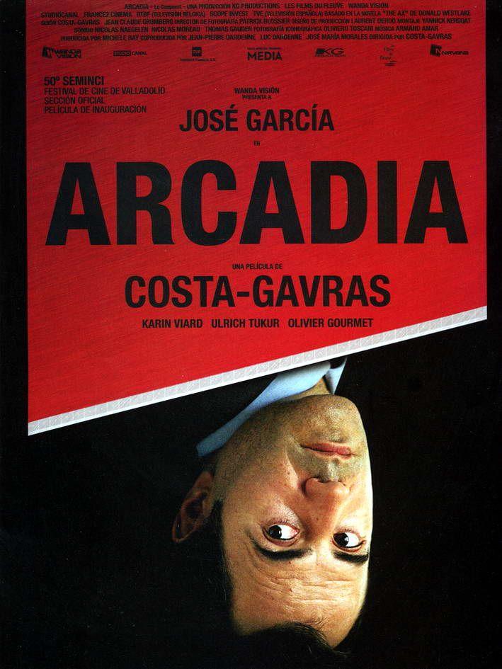 Arcadia / una película de Costa-Gavras
