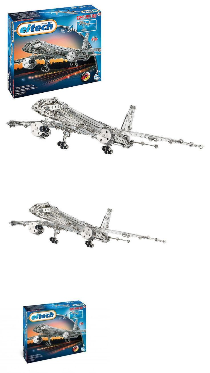 Toys beautiful and affordable all wood play kitchen sets inhabitots - 1980 Now 4318 New Eitech Jetliner C10 Metal Construction Building Toy Plane Steel Model