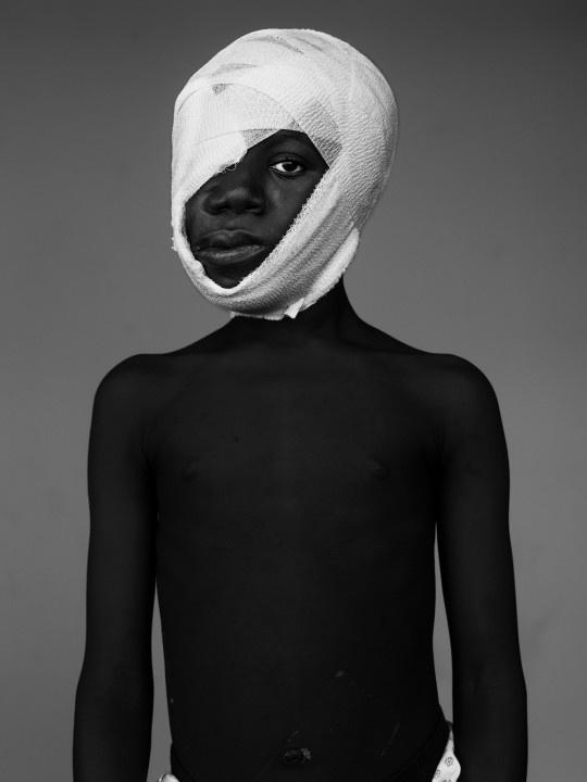 World Press Photo 2013, Staged Portraits, 1st prize stories, Stephan Vanfleteren