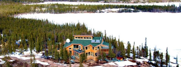 Blachford Lake Lodge - NWT