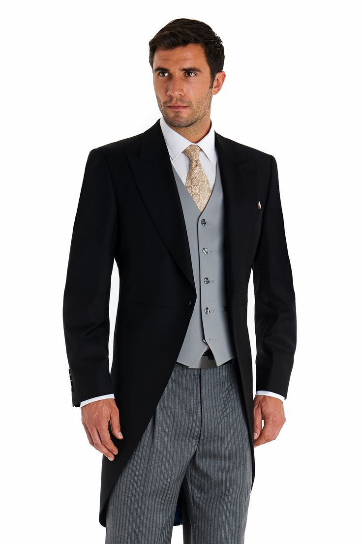 Royal Ascot Regular Fit Three Piece Morning Suit Sand is a top trend colour for 2016 for menswear. Worn with top suit trends of black/dark grey, light grey or navy it works well for spring/summer weddings and compliments the ivory of bridal gowns well.