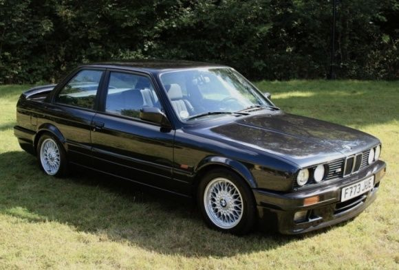 1989 BMW 320is