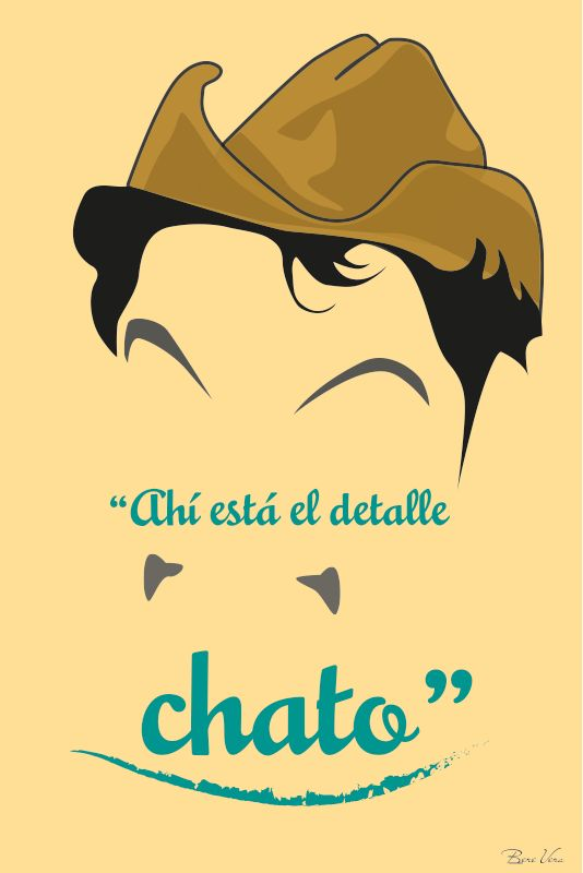 #Cantinflas #Cartel  By Bere Vera