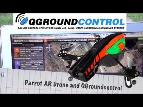 Parrot AR Drone 2.0 Flight Recorder GPS and QGroundcontrol Completely Automated Flight How to - http://bestdronestobuy.com/parrot-ar-drone-2-0-flight-recorder-gps-and-qgroundcontrol-completely-automated-flight-how-to/