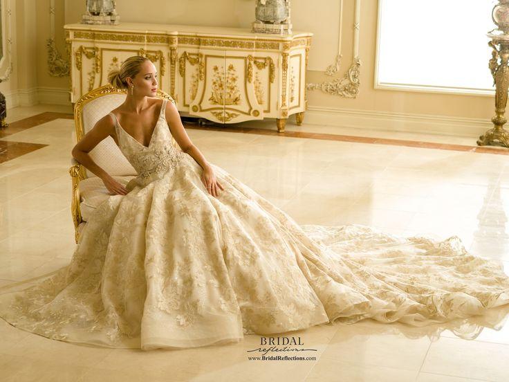 Amalia Carrara Wedding Dresses and Bridal Gowns | New York