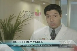 Telemundo47 News - Dr. Yager Speaks About The Dangers Of Overseas Surgery
