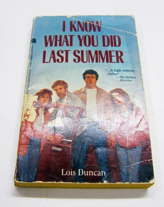 I Know What You Did Last Summer Book Summary and Study Guide