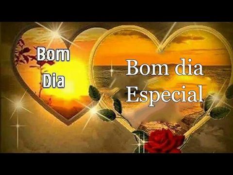 Mensagem de Bom dia - Um lindo e abençoado dia para amigos e família -Vídeo de Bom dia-para WhatsApp - YouTube