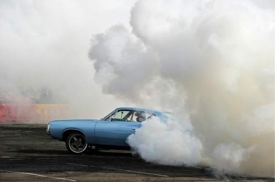 Simon Davidson's Australian Burnout Car Culture