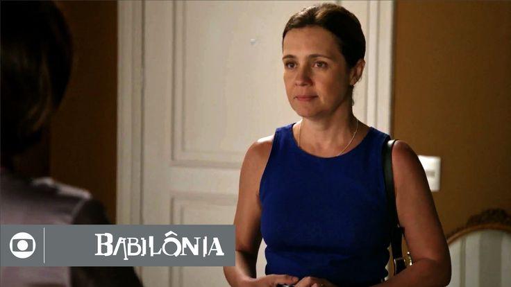 Babilônia: Beatriz conta quem é Inês na novela das nove da Globo