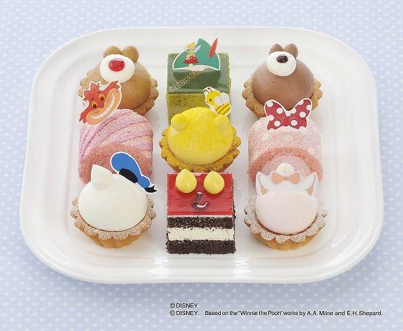 Disney Character motif Sweets