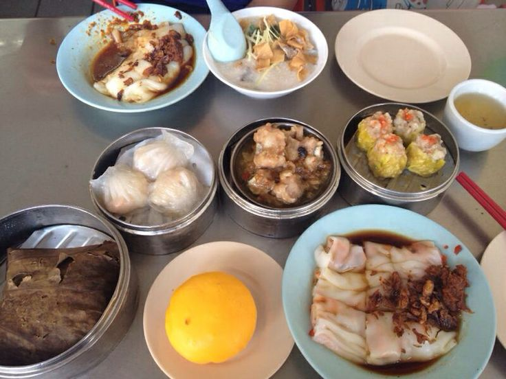Dim sum done South-east Asia style.