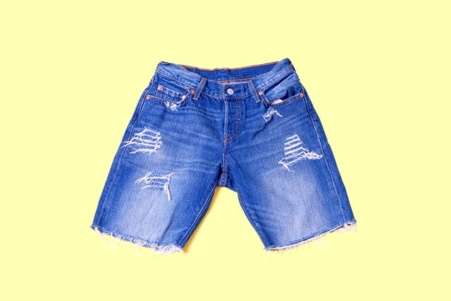 Here's Why You Should Never Buy Jean Cutoffs  #refinery29  http://www.refinery29.com/how-to-make-cut-off-shorts