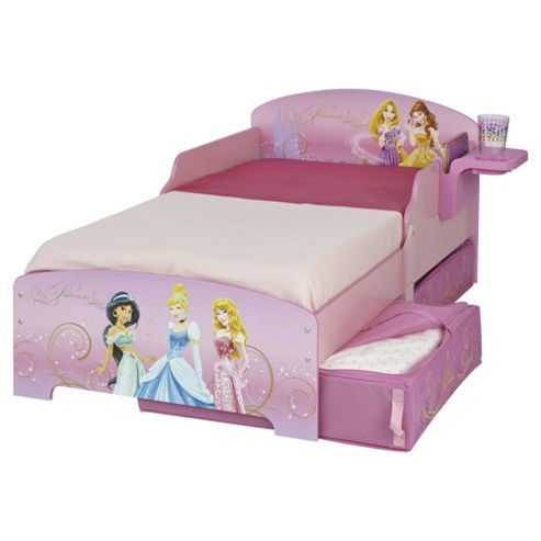 Disney Princess Story Time Toddler Bed