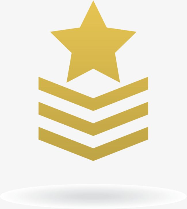 Military Academy Army Troops Militarization Military Training Militarization Management Stars Military Academy Star Vector Badges Star Badge Vector Free Vector