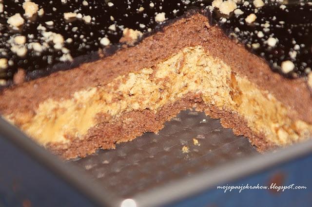 """moje pasje: Ciasto """"Słonecznikowiec"""""""